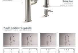 kitchen surprising how much do kitchen faucet installation cost