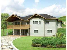 Hillside Walkout Basement House Plans Wonderful House Plans With Walkout Basements With Natural Oak Wood