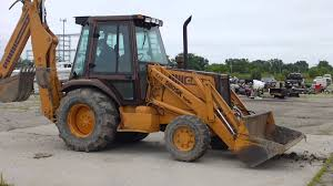 1994 case 580 super k turbo loader backhoe youtube