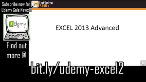 Excel Spreadsheet Courses Online Best Online Excel Training Course Microsoft Excel 2013 Advanced