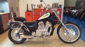 suzuki intruder 800 runs and rides perfect new tires patagonia