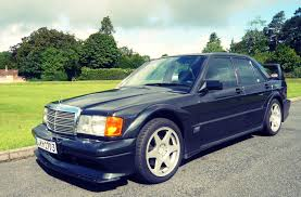 driven mercedes 190e and evolution ii car design news