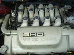Ford Taurus Sho Engine 1998 Ford Taurus Sho 3 4 Liter Dohc 32 Valve V8 Engine Photo