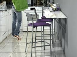 table de cuisine murale table de cuisine achat table cuisine table haute pour