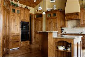 Knotty Kitchen Cabinets Lowes Knotty Alder Kitchen Cabinets Non Warping Patented