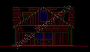 Horse Barn Blueprints Horse Barn Plans