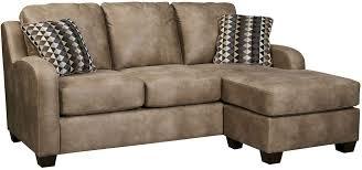 alturo queen chaise sleeper sofa in dune