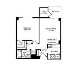 Cascade Floor Plan Cascade At Landmark Rentals Alexandria Va Apartments Com