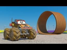 bigfoot monster truck game bigfoot presents meteor and the mighty monster trucks episode 29
