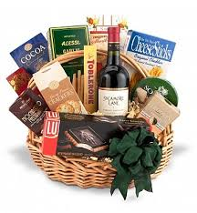 gourmet basket traditional wine and gourmet basket wine gourmet a dist