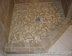 bathroom shower tile ideas photos shower floor tiles delano blanco 12 in x 12 in x 6 mm glass