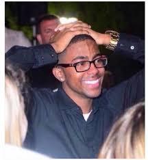 Black Guy With Glasses Meme - stressed out black guy meme generator