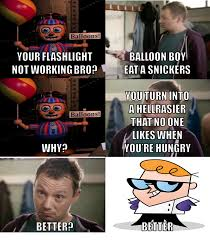 Balloon Boy Meme - balloon boy eats a snickers by onyxcarmine on deviantart