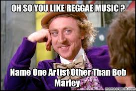 Reggae Meme - music