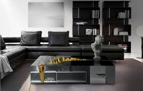 Modern Luxury Sofa Luxury Gold And Black Furniture For Modern Interiors
