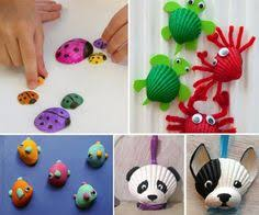 Seashell Craft Ideas For Kids - 16 adorable seashell craft ideas you should do with your kids