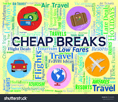 cheap breaks indicating low cost sale stock illustration 431750998