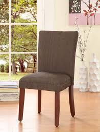 Microsuede Dining Chairs Dining Room Grey Upholstered Dining Room Chairs 6 Chair Dining