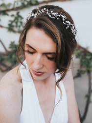 bridal headband bridal headbands tiaras by hair comes the hair comes the