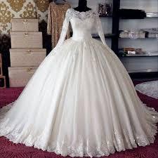 wedding dresses fluffy wedding gown wedding dresses fashion modest bridal gowns