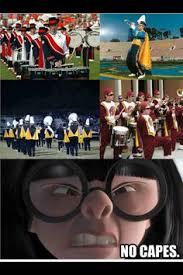 No Capes Meme - band geek memes tumblr image memes at relatably com color guard