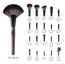 la ferra high quality professional 21 piece makeup brush set with soft