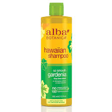 amazon com alba botanica so smooth gardenia hawaiian shampoo 12