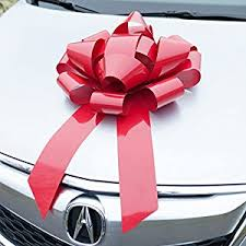car bow no assembly required big magnetic bows