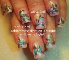 thanksgiving nail art tutorial robin moses nail art