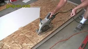 What Saw For Laminate Flooring Cutting Arch With Circular Saw Home Building Techniques For