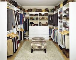 Organizing Bedroom Closet - chic custom walk in closet ideas closets design bedroom closets