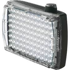manfrotto spectra900s battery powered led light spot mls900s