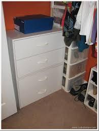 Closetmaid 3 Cube Organizer Closet Organization With Closetmaid Cube Organizer U0026 Stackable