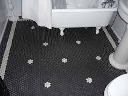 Download Black And White Floor by Tile Perfect For Interior And Exterior Projects With Hexagon