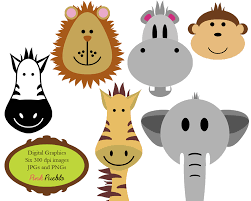 cartoon animal faces free download clip art free clip art on
