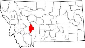 Map Of Helena Montana by Broadwater County Montana Wikipedia