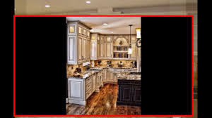 Antique Cream Kitchen Cabinets Antique Cream Colored Kitchen Cabinets Youtube
