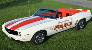 69 camaro pace car kerbeck corvette collection corvette information and gm