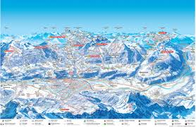 World Map Austria by Ski Map Olympia Skiworld Innsbruck Austria