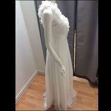 50 off paloma evening dresses u0026 skirts one arm wedding dress