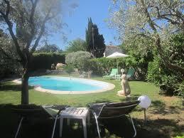 chambre d hotes avignon piscine chambre privée indépendante petit déjeuner piscine dans villa en