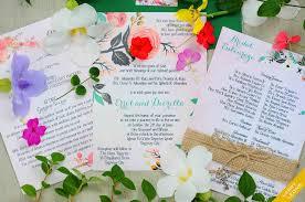 wedding invitations ni errol and diorella s tagaytay wedding larry leong