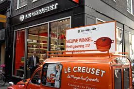 Be Our Guest Le Creuset by Opening Le Creuset Amsterdam Flavours