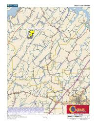 Map Of East Tennessee by Hurricane Ridge North Tract U2013 Compass South Land Sales