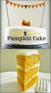 award winning pumpkin spice cake by karri perry of blue ribbon