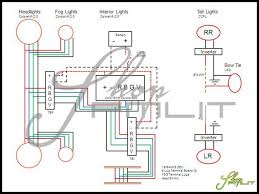 fog light wiring harness wiring diagram byblank