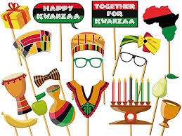 photo booth prop custom kwanzaa photo booth prop size 36x24 happy