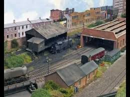 Botleigh Old North Road Engine Shed Model Railway Pt 2 Youtube
