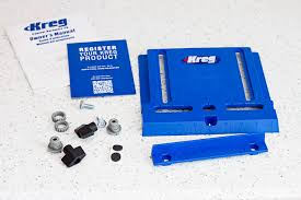 kreg cabinet hardware jig parts kreg cabinet hardware jig pretty handy