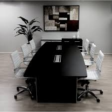Modern Conference Room Tables by Potenza Modern Conference Room Tables In Espresso Or Cherry Wood